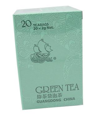 Green Tea (bags) x20 - GOLDEN SAIL