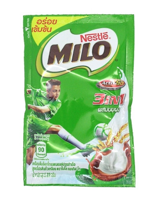 3 in 1 Instant Chocolate Drink - 22g sachet - MILO