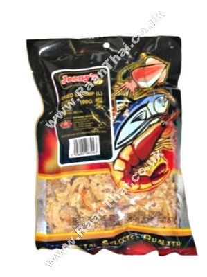 Dried Shrimp (M) 100g - JEENY'S