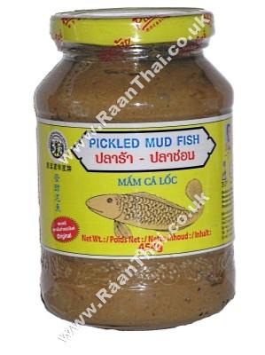Pickled Mud Fish 454g - PANTAI
