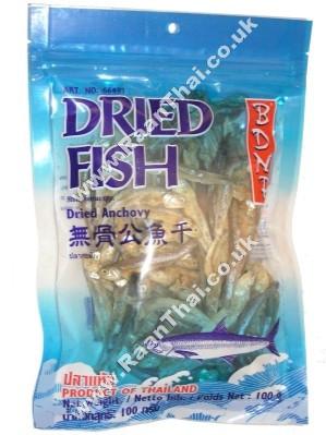 Dried Anchovy (1.5-2 inch) - BDMP / ASIAN SEAS
