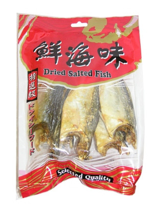 Dried Salted Scad - JEENY'S