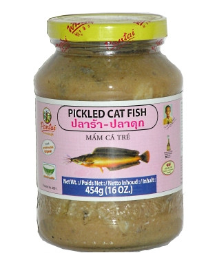 Pickled Catfish 454g - PANTAI