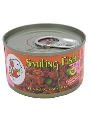 Kua Kling Mackerel - SMILING FISH