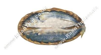 Steamed Indian Mackerel - KIM SON