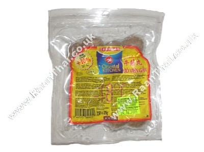 Beef Nerve Meatballs 250g - ORIENTAL KITCHEN