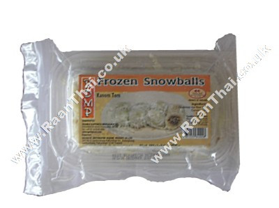 Frozen Snowballs (!!!!Kanom Tom!!!!) - BDMP/THAI CROWN