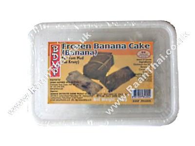 Frozen Banana Cake (!!!!Kao Tom Mud Sai Kruay!!!!) -BDMP