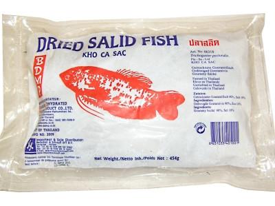 Dried Salid (Gourami) Fish 454g - BDMP/ASIAN SEAS