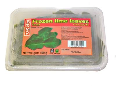 Frozen Kaffir Lime Leaves - BDMP