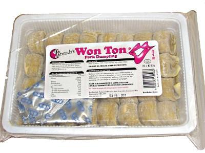 Pork Wontons - BRENDA'S