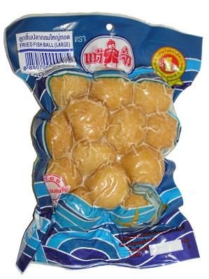 Thai Fried Fish Balls - CHIU CHOW