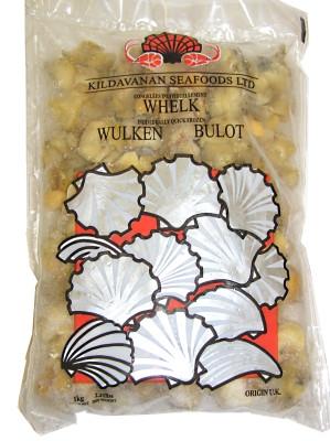 Cooked Whelk Meat - KILDAVANAN