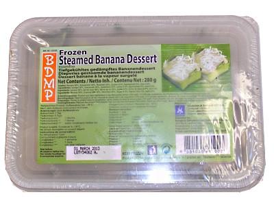Steamed Banana Dessert (!!!!Khanom Gluay!!!!) - BDMP