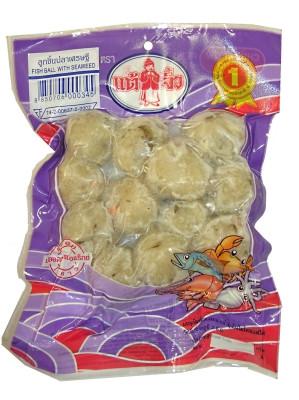 Thai Fish Balls with Seaweed - CHIU CHOW