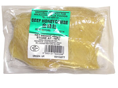 Beef Honeycomb (Tripe) - MEADOW VALE
