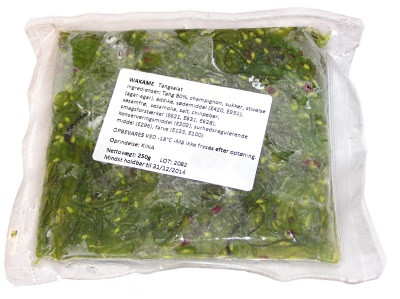 Wakame Salad 225g - EPIC/ASIAN CHOICE