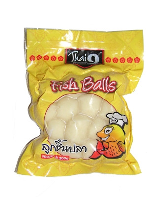 Thai Fishballs 200g - THAI 9