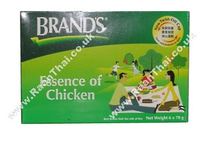 Essence of Chicken 6x60g - BRAND'S