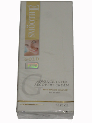 !!!!!!!!SMOOTH-?!!!!!!!! !!!!GOLD!!!! !!!!Advanced Skin Recovery System 1floz !!!!