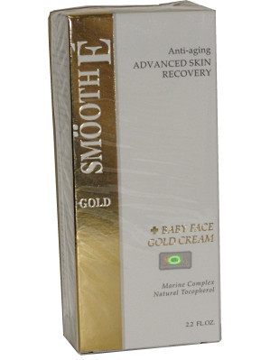 SMOOTH-? !!!!GOLD!!!! !!!!Advanced Skin Recovery System!!!! 2.2floz