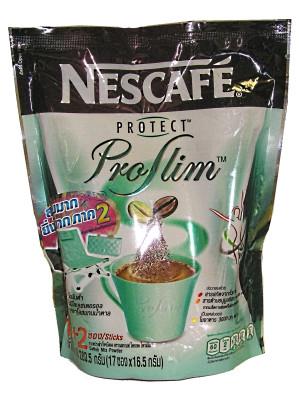 NESCAFE !!!!PROTECT!!!! !!!!Pro Slim!!!! Coffee 17x16.5g - NESCAFE
