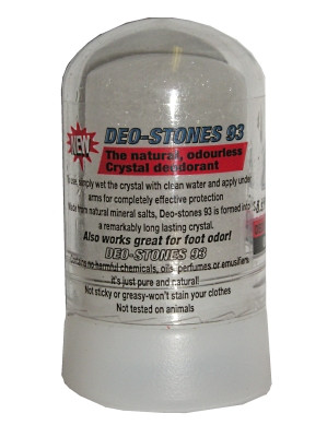 Alum Crystal Deodorant - Natural - D.S.T.