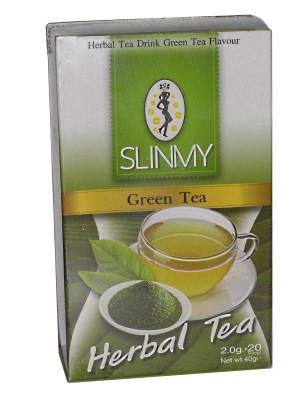 Herbal Tea Drink - Green Tea - SLINMY