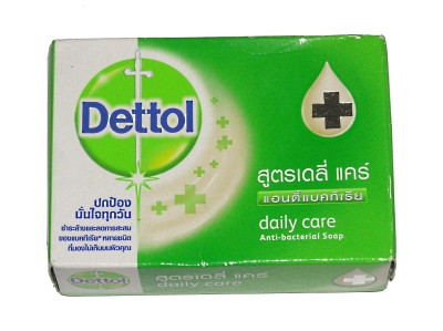 Anti-bacterial Soap - Daily Care - DETTOL