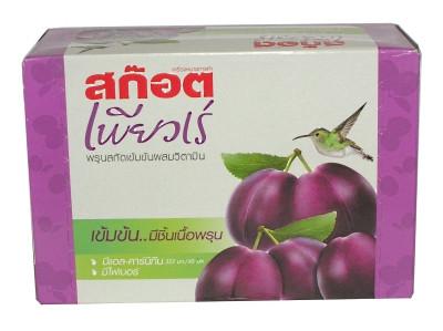 !!!!!!!!PUREE!!!!!!!! Prune Essence Concentrate plus Vitamins 6x45ml - SCOTCH