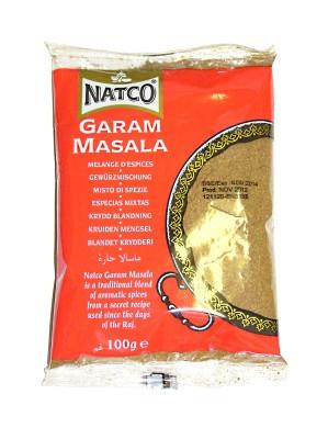 Garam Masala 100g (refill) - NATCO