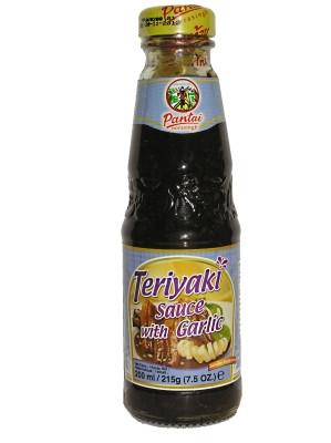Teriyaki Sauce with Garlic - PANTAI