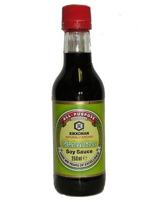 GLUTEN-FREE Soy Sauce - KIKKOMAN
