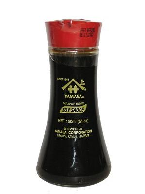 Japanese Soy Sauce 150ml - YAMASA