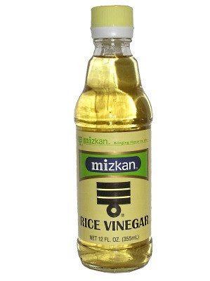 Rice Vinegar 355ml - MIZKAN