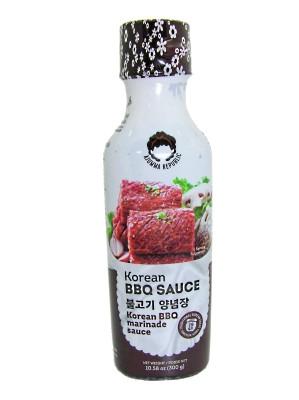 Korean BBQ Marinade Sauce - AJUMMA REPUBLIC