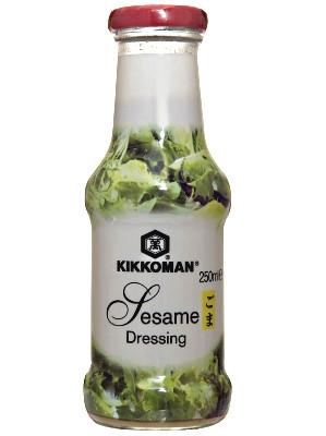 Sesame Dressing - KIKKOMAN
