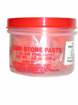 Red Limestone Paste 100g