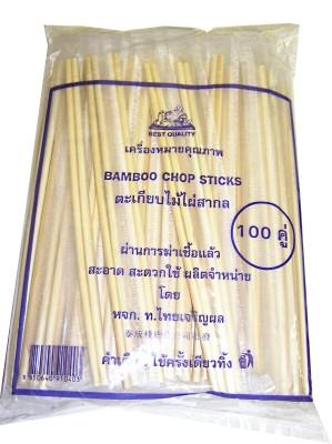 Bamboo Chopsticks - 100 pairs