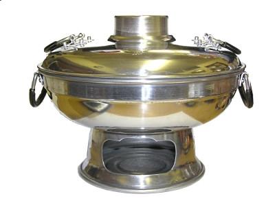Mongolian Hotpot 22cm - CROCODILE
