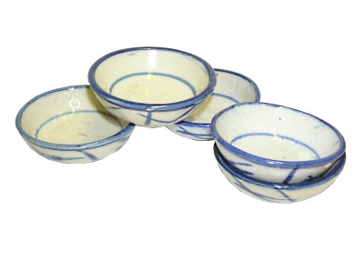 Khanom Thuay Dishes (pack of 10)
