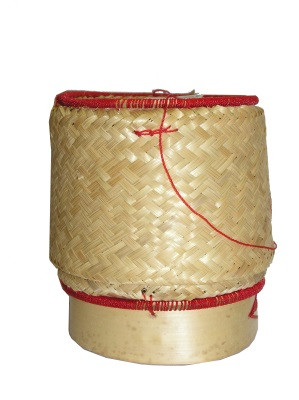 """Sticky Rice Container 4"""""""
