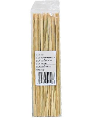 """Bamboo Skewers 10"""" - LIROY"""