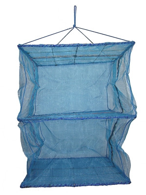Fish/Meat Drying Net (40cm square x 46cm deep)