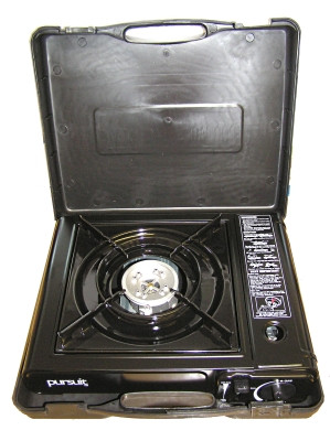Portable Gas Stove for Barbeque Grill Pans
