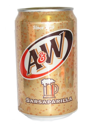 Sarsaparilla - A&W