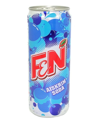 AISKRIM SODA (Ice Cream Soda) - F&N