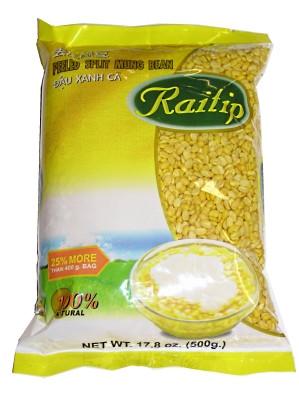Peeled Split Mung Beans - RAITIP