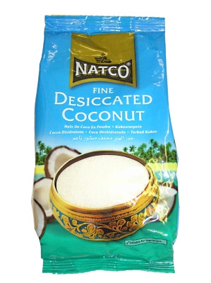 Desiccated Coconut - Fine 300g - NATCO