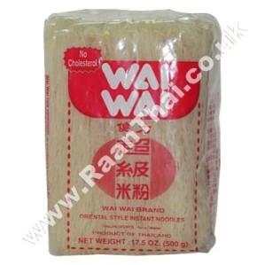 Rice Vermicelli 500g - WAI WAI